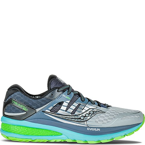 Saucony Triumph Iso 2 Greyblue slime (w)