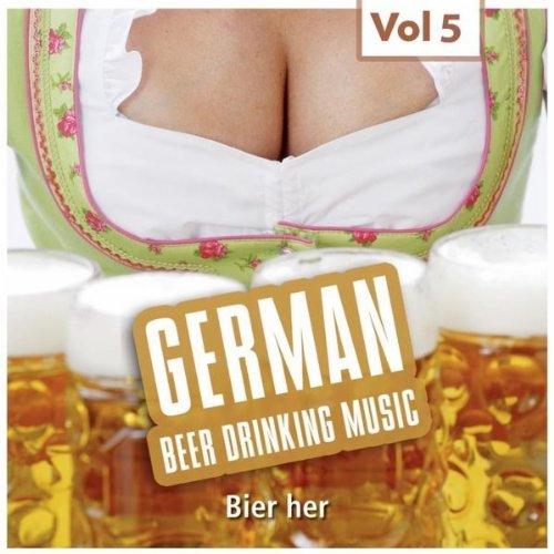 Bierzeltstimmung (Potpourri): Im Bierzelt geht es heute hoch her/Sauerkraut, Bier und heiße Würstchen/Wo man Bier trinkt