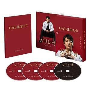 """ガリレオII [Blu-ray-BOX]"""""""