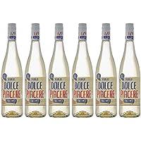 Dolce Piacere Frizzante - 6 Botellas de 750 ml - Total: 4500 ml