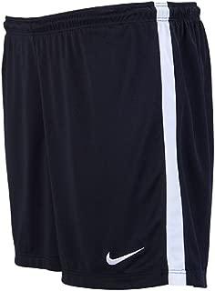 Nike Women's League Knit Shorts - Black/White Small
