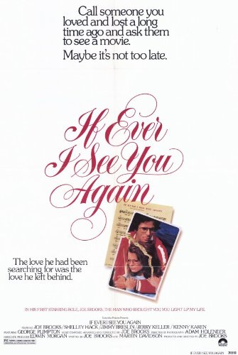 Punt Dog Posters Poster del Film If Ever I See You Again, 11 x 17 cm