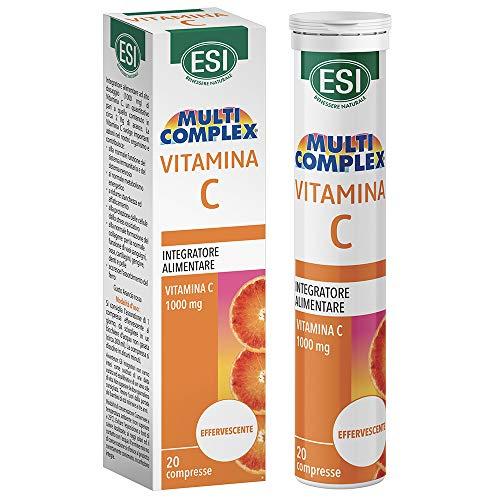 Esi Multicomplex (Vitamina C 20 Compresse Effervescenti)