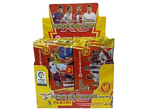Liga Santander - Caja de 50 sobres Adrenalyn 2018-2019 (003714BOX50)