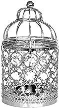 Candlestick Metal Craftwork Birdcage Candle Holder Home Decoration Wedding Propsetal Craft (C) Romantic (Color : C)