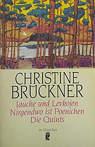Jauche und Levkojen /Nirgendwo ist Poenichen /Die Quints (Ullstein Taschenbuch)