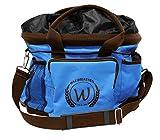 De limpieza de colour azul y limpieza de caballos con bolsa de transporte de limpieza de muchos coloures