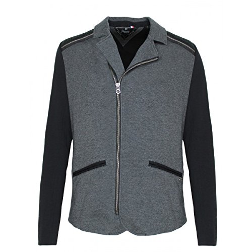 Japan Rags Blouson Drook Grey Black - Taille - L