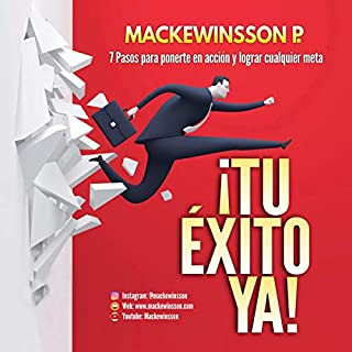 ¡Tu éxito ya! [Your Success Now!] audiobook cover art
