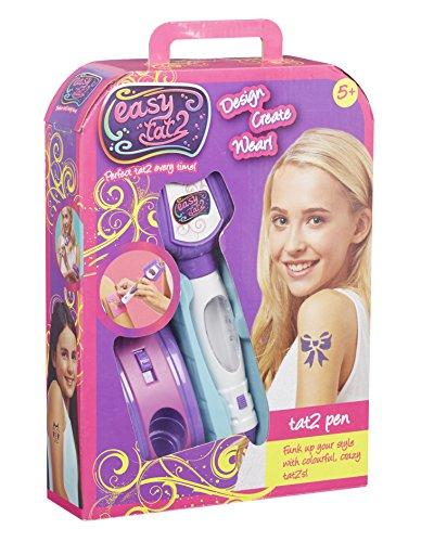 Easy Tat2 Tattooset (Mehrfarbig)