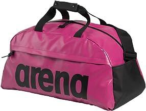 Arena Team Duffle 40 Big Logo tassen, volwassenen, uniseks, roze, TU
