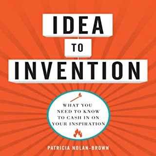 Idea to Invention audiobook cover art