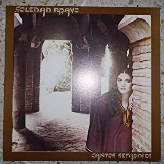 Soledad Bravo _ Cantos Sefardies _ Th 103-07221 Stereo (Gatefold Sleeve with Lyrics)