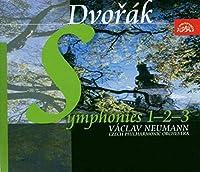 ドヴォルザーク:交響曲第1番~第3番 (2CD)