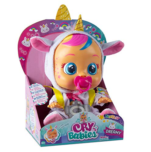IMC Toys 99180 Cry Babies Fantasy, DREAMY...