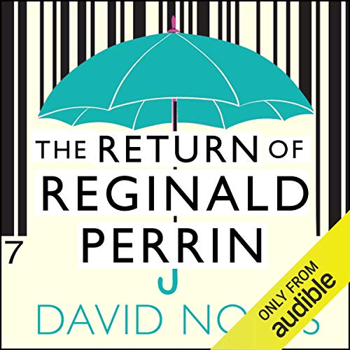 The Return of Reginald Perrin cover art