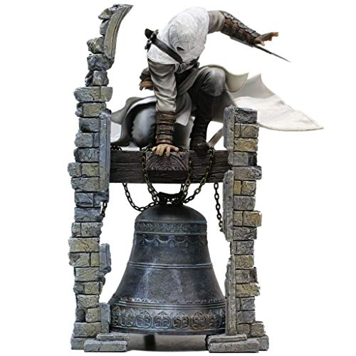 CDXZRZYH Modelo de Juguete Artesanía Asesino Altay Clock Tower Versión de Batalla Anime Modelo de Juguete