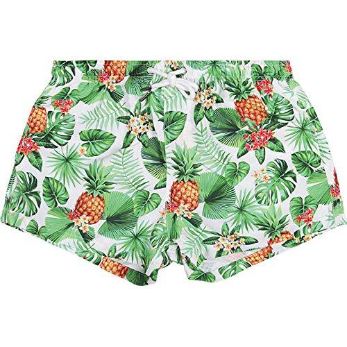 flqwe Shorts Snelle Dry Board Shorts Casual Home, Heren sneldrogende shorts, strand zwemboard surfen shorts, Trunks Surf Beach Board Shorts met Verstelbare