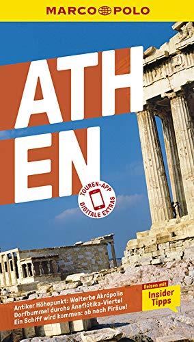 MARCO POLO Reiseführer Athen: Reisen mit Insider-Tipps. Inklusive kostenloser Touren-App