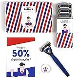 Monsieur Barber - Kit de afeitado Ambitieux