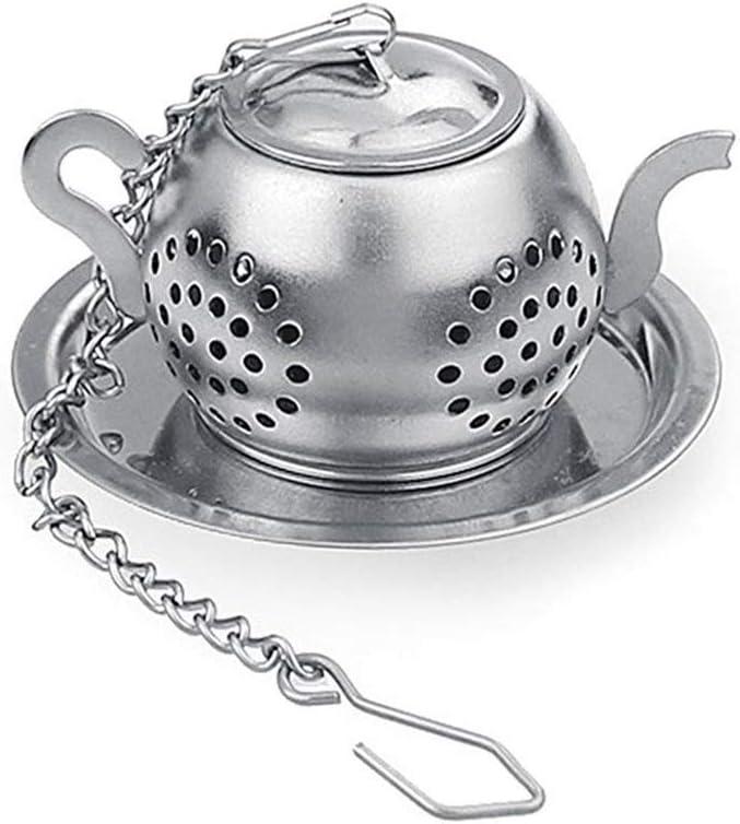 WFZ17 Stainless Steel Tea Filter Tea Ball Mesh Tea Infuser Strainers Tea Strainer Filters Tea Interval Diffuser