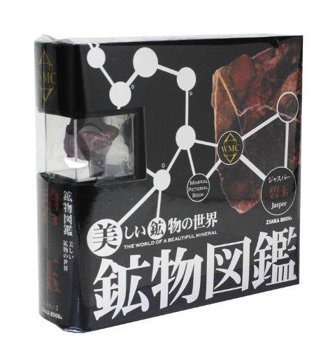 Mineral jasper picture book (Jasper) ZH-KZN-0103 (japan import)