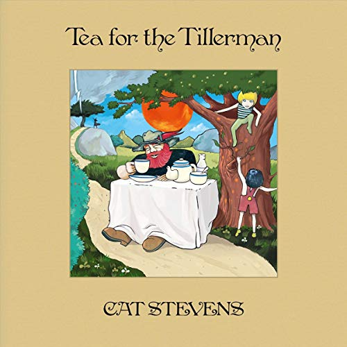 Tea For The Tillerman [5CD/2LP/Blu-ray Super Deluxe Edition]