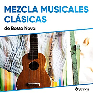 Mezcla Musicales Clásicas de Bossa Nova en Guitarra