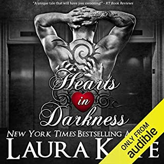 Hearts in Darkness audiobook cover art