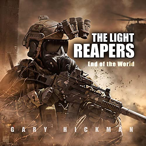 The Light Reapers Audiobook By Gary Hickman cover art