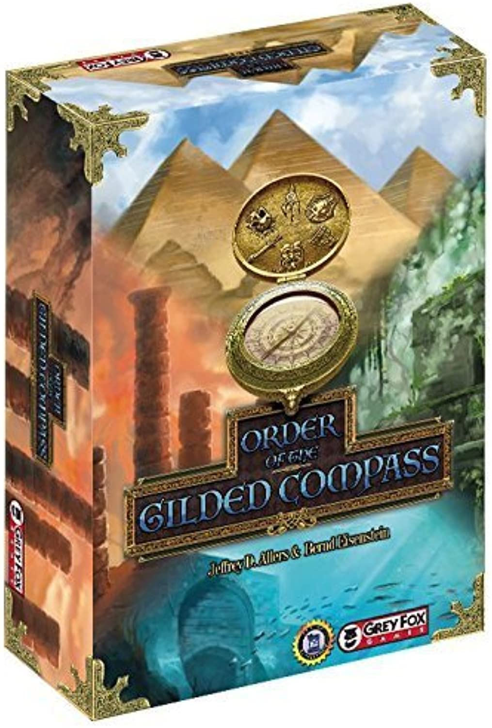 Grey Fox Games Order of the Gilded Compass by Grey Fox Games