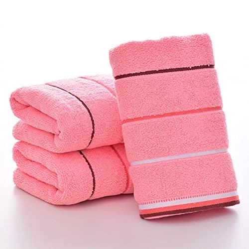 Akaid Toallas, Adulto Suave Terry Absorbente de Secado rápido Cuerpo champú para Manos Toalla Toalla Lavabo paño de baño