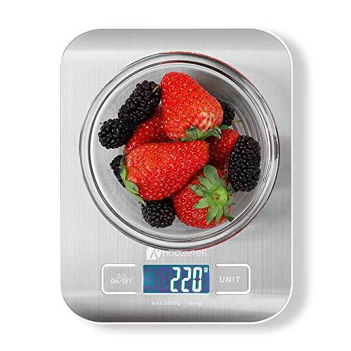 Balanza digital de cocina Houzetek
