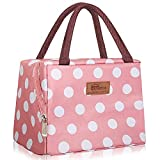 Best Lunch Totes - HOMESPON Lunch Bag Insulated Tote Bag Lunch Box Review
