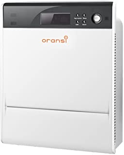 Oransi Max HEPA Large Room Air Purifier for Asthma Mold, Dust and Allergies