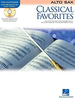 Classical Favourites: Alto Saxophone
