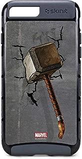 Skinit Cargo Phone Case for iPhone 7 Plus - Officially Licensed Marvel/Disney Mjolnir Hammer of Thor Design