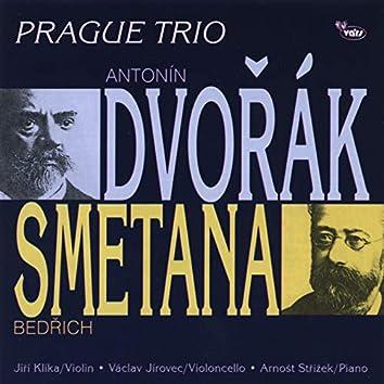 Prague Trio Plays Smetana and Dvořák