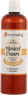 DezynaDog Magic Formula Apricot Cream Pet Shampoo, 500 ml