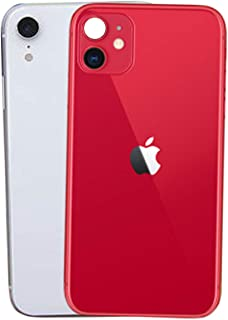 Modified Camera Lens Seconds Change Cover for iPhone XR Change to IPhone11 Integrated Fake Lens Rear Protective Film (XR C...