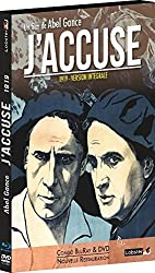 I Accuse ( J'accuse! ) (Blu-Ray & DVD Combo) [ Blu-Ray, Reg.A/B/C Import - France ] by Romuald Joubé