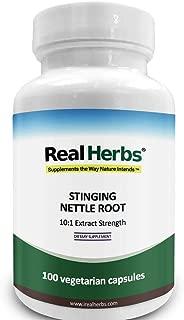 wild nettle root estrogen
