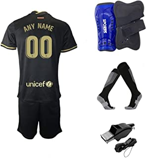 Custom Youth Kids Soccer Jerseys FC Football Uniforms with Any Name Number Boys/Girls