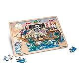 Pirate puzzle