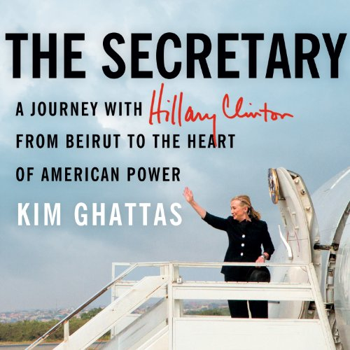 The Secretary audiobook cover art