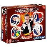 Clementoni-Les Secrets dévoilés Tours Incontournables-Jeu de Magie, 52287