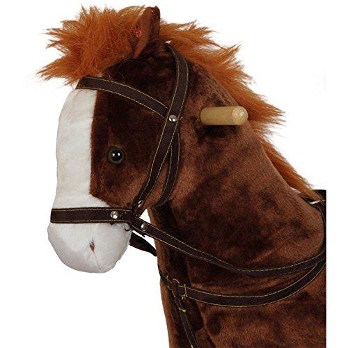 cheval à bascule Eclair