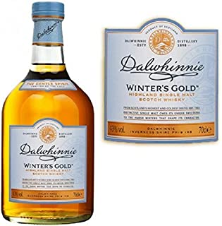 "dalwhinnie Winter ""s Gold 43 ° 70 C"