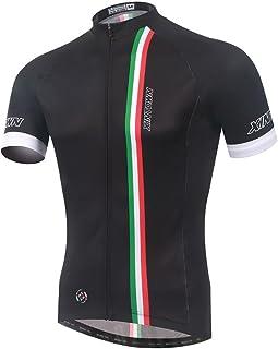 comprar comparacion Baymate Unisexo Maillots Ciclismo Manga Corta Bicicleta Camiseta Transpirable S-3XL