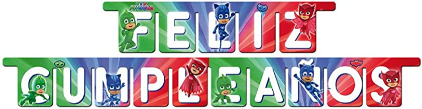 Amazon.com: PJ Masks 016001318: Toys & Games